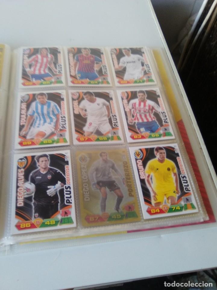 Coleccionismo deportivo: ÁLBUM ARCHIVADOR ADRENALYN 2011-12 CON 242 CARDS SIN REPETIR ADRENALYN XL 11-12 - Foto 6 - 175448669