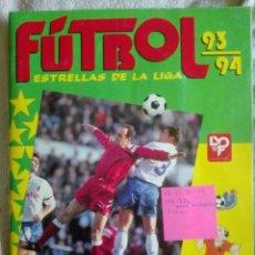 Coleccionismo deportivo: ALBUM INCOMPLETO PANINI LIGA 1993/1994 93/94. EN BUEN ESTADO.. Lote 175504915