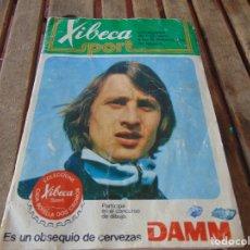 Coleccionismo deportivo: ALBUM DE FUTBO 1974 XIBECA SPORT CERVEZAS DAMM PRIMERA DIVISION SELECCIONES DE MUNICH. Lote 175569674