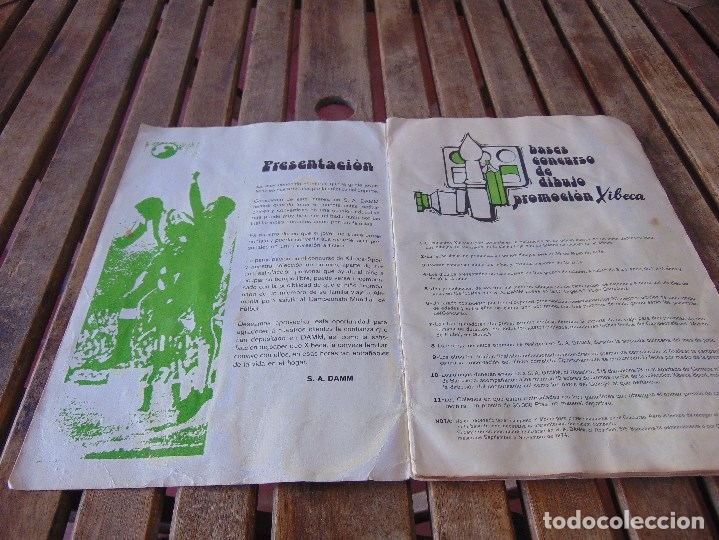 Coleccionismo deportivo: ALBUM DE FUTBO 1974 XIBECA SPORT CERVEZAS DAMM PRIMERA DIVISION SELECCIONES DE MUNICH - Foto 3 - 175569674