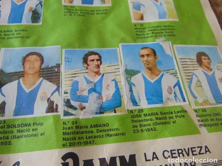 Coleccionismo deportivo: ALBUM DE FUTBO 1974 XIBECA SPORT CERVEZAS DAMM PRIMERA DIVISION SELECCIONES DE MUNICH - Foto 6 - 175569674