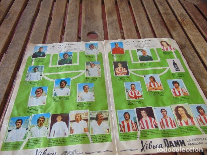 Coleccionismo deportivo: ALBUM DE FUTBO 1974 XIBECA SPORT CERVEZAS DAMM PRIMERA DIVISION SELECCIONES DE MUNICH - Foto 7 - 175569674