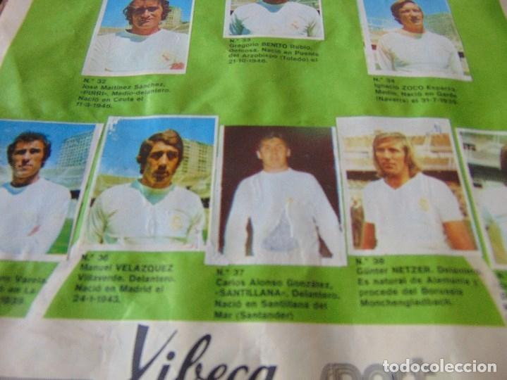 Coleccionismo deportivo: ALBUM DE FUTBO 1974 XIBECA SPORT CERVEZAS DAMM PRIMERA DIVISION SELECCIONES DE MUNICH - Foto 8 - 175569674