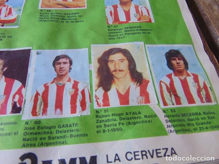 Coleccionismo deportivo: ALBUM DE FUTBO 1974 XIBECA SPORT CERVEZAS DAMM PRIMERA DIVISION SELECCIONES DE MUNICH - Foto 9 - 175569674