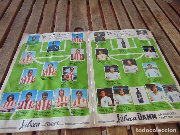 Coleccionismo deportivo: ALBUM DE FUTBO 1974 XIBECA SPORT CERVEZAS DAMM PRIMERA DIVISION SELECCIONES DE MUNICH - Foto 10 - 175569674