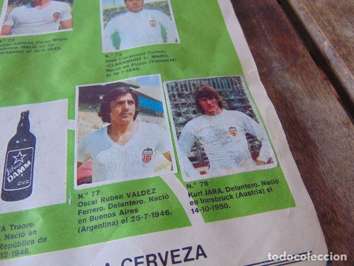 Coleccionismo deportivo: ALBUM DE FUTBO 1974 XIBECA SPORT CERVEZAS DAMM PRIMERA DIVISION SELECCIONES DE MUNICH - Foto 11 - 175569674