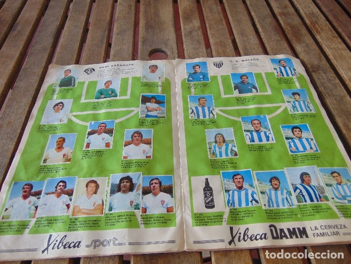 Coleccionismo deportivo: ALBUM DE FUTBO 1974 XIBECA SPORT CERVEZAS DAMM PRIMERA DIVISION SELECCIONES DE MUNICH - Foto 12 - 175569674