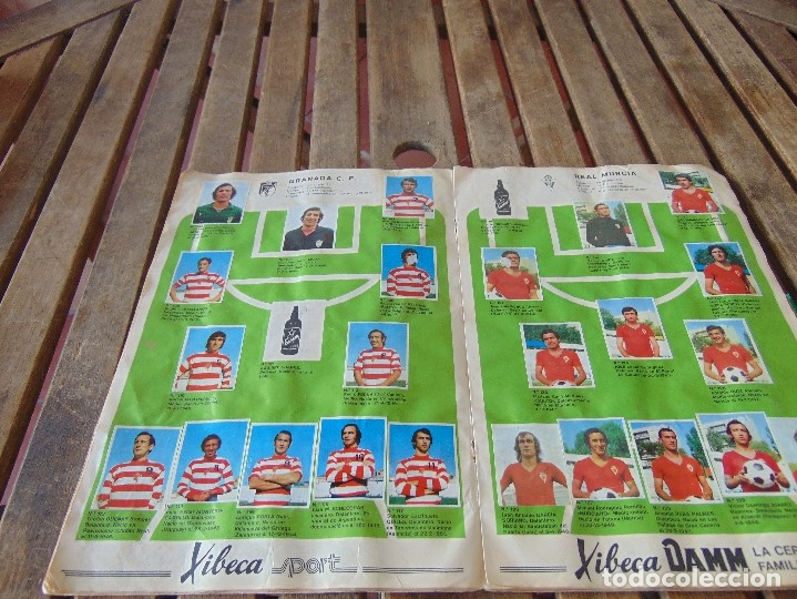 Coleccionismo deportivo: ALBUM DE FUTBO 1974 XIBECA SPORT CERVEZAS DAMM PRIMERA DIVISION SELECCIONES DE MUNICH - Foto 13 - 175569674