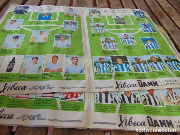 Coleccionismo deportivo: ALBUM DE FUTBO 1974 XIBECA SPORT CERVEZAS DAMM PRIMERA DIVISION SELECCIONES DE MUNICH - Foto 15 - 175569674