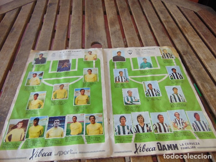 Coleccionismo deportivo: ALBUM DE FUTBO 1974 XIBECA SPORT CERVEZAS DAMM PRIMERA DIVISION SELECCIONES DE MUNICH - Foto 16 - 175569674