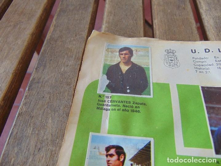 Coleccionismo deportivo: ALBUM DE FUTBO 1974 XIBECA SPORT CERVEZAS DAMM PRIMERA DIVISION SELECCIONES DE MUNICH - Foto 17 - 175569674