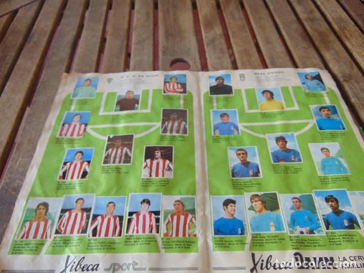 Coleccionismo deportivo: ALBUM DE FUTBO 1974 XIBECA SPORT CERVEZAS DAMM PRIMERA DIVISION SELECCIONES DE MUNICH - Foto 19 - 175569674