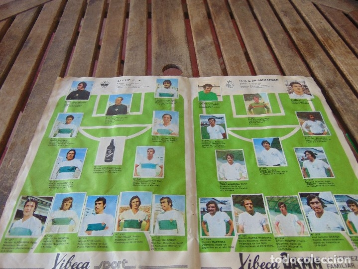 Coleccionismo deportivo: ALBUM DE FUTBO 1974 XIBECA SPORT CERVEZAS DAMM PRIMERA DIVISION SELECCIONES DE MUNICH - Foto 20 - 175569674