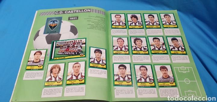 Coleccionismo deportivo: Album de cromos panini futbol 90 incompleto con póster completo en el interior - Foto 7 - 175769604
