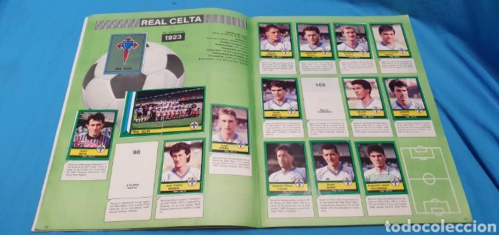 Coleccionismo deportivo: Album de cromos panini futbol 90 incompleto con póster completo en el interior - Foto 8 - 175769604