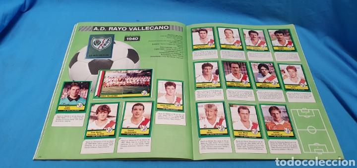 Coleccionismo deportivo: Album de cromos panini futbol 90 incompleto con póster completo en el interior - Foto 17 - 175769604