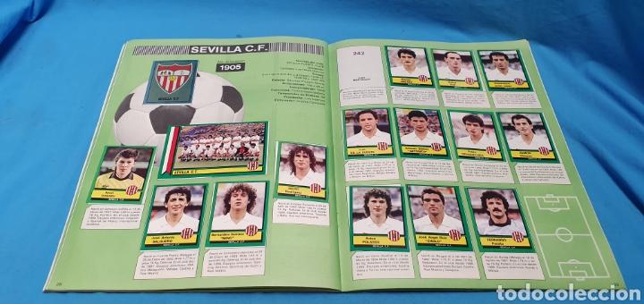 Coleccionismo deportivo: Album de cromos panini futbol 90 incompleto con póster completo en el interior - Foto 18 - 175769604