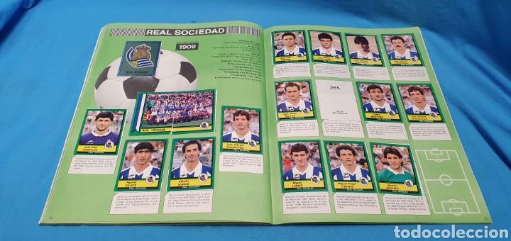 Coleccionismo deportivo: Album de cromos panini futbol 90 incompleto con póster completo en el interior - Foto 19 - 175769604
