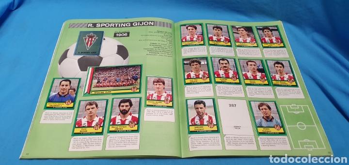 Coleccionismo deportivo: Album de cromos panini futbol 90 incompleto con póster completo en el interior - Foto 20 - 175769604