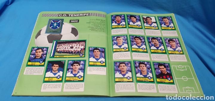 Coleccionismo deportivo: Album de cromos panini futbol 90 incompleto con póster completo en el interior - Foto 21 - 175769604