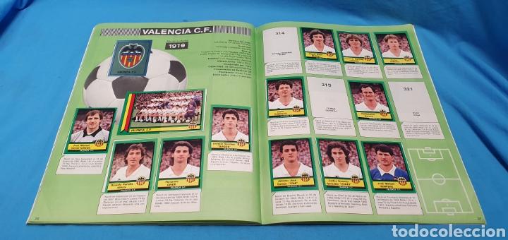 Coleccionismo deportivo: Album de cromos panini futbol 90 incompleto con póster completo en el interior - Foto 22 - 175769604