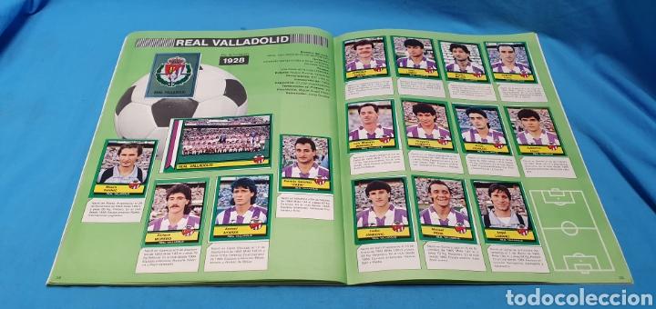 Coleccionismo deportivo: Album de cromos panini futbol 90 incompleto con póster completo en el interior - Foto 23 - 175769604