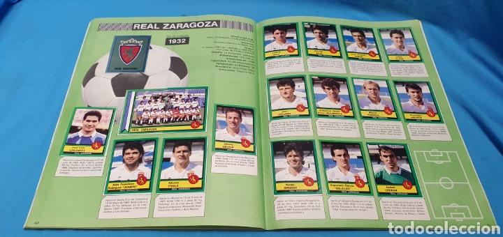 Coleccionismo deportivo: Album de cromos panini futbol 90 incompleto con póster completo en el interior - Foto 24 - 175769604