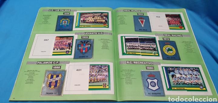 Coleccionismo deportivo: Album de cromos panini futbol 90 incompleto con póster completo en el interior - Foto 27 - 175769604
