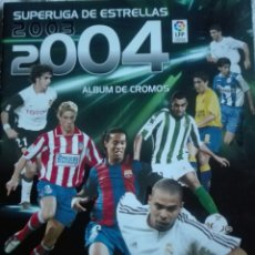 Coleccionismo deportivo: SUPER LIGA 2003/2004 PANINI. Lote 175881419