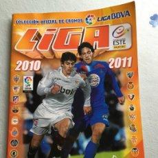 Coleccionismo deportivo: LIGA 2010 2011 PLANCHA. Lote 175895309