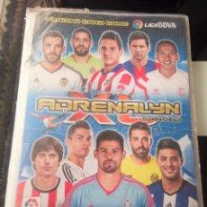 Coleccionismo deportivo: ÁLBUM CROMOS FÚTBOL ADRENALYN XL 2014 2015 NO LIGA ESTE CON 225 CROMOS. Lote 175908673