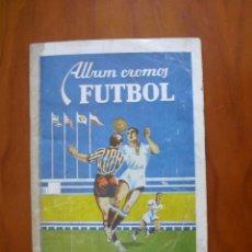 Coleccionismo deportivo: ALBUM CROMOS FUTBOL PRIMERA DIVISION 1956 GRAFICAS NILO. Lote 171370955