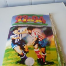 Coleccionismo deportivo: ÁLBUM MUY COMPLETO EDICIONES ESTE 1993-94 LIGA ESTE 93-94. Lote 176008194