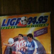 Coleccionismo deportivo: EDICIONES ESTE 1994 1995 94 95 - ALBUM CON 466 CROMOS (VER DESCRIPCION Y FOTOS). Lote 176011518