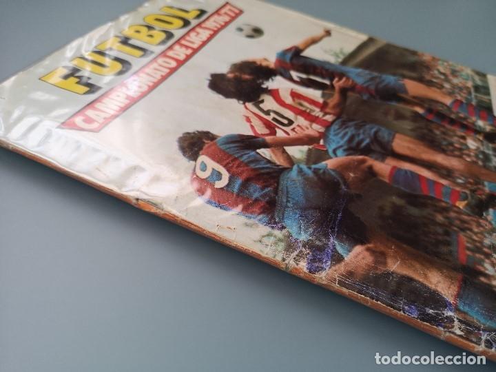 Coleccionismo deportivo: ALBUM FUTBOL EDICS ESTE TEM 1976 1977 76 77 CASI COMPLETO 284 CROMOS SIN FICHAJES PEGADOS VENTANILLA - Foto 2 - 176334225