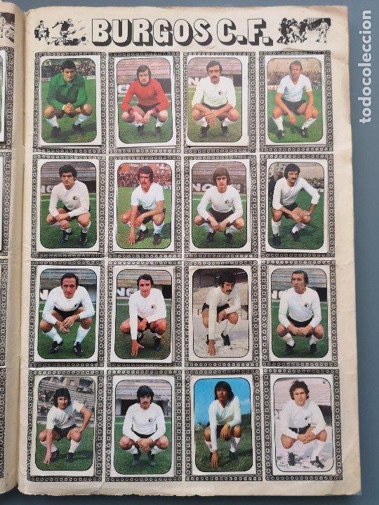 Coleccionismo deportivo: ALBUM FUTBOL EDICS ESTE TEM 1976 1977 76 77 CASI COMPLETO 284 CROMOS SIN FICHAJES PEGADOS VENTANILLA - Foto 5 - 176334225