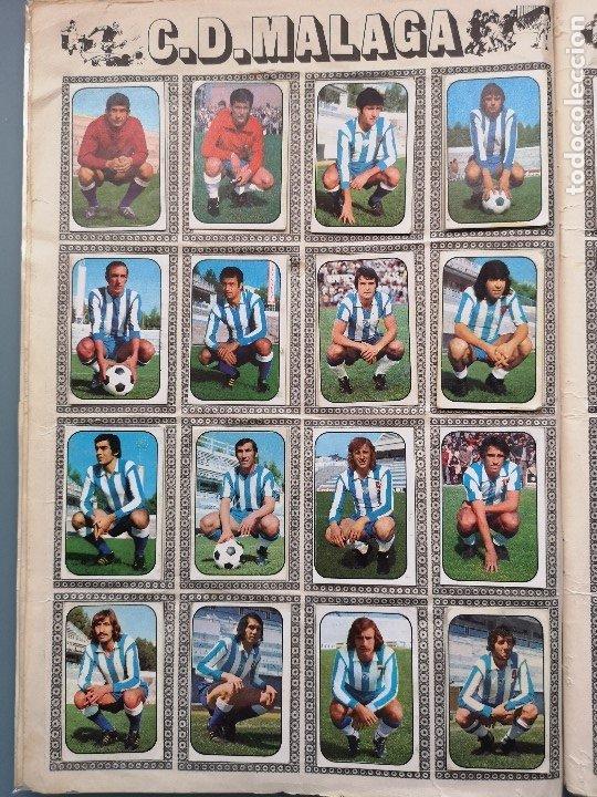 Coleccionismo deportivo: ALBUM FUTBOL EDICS ESTE TEM 1976 1977 76 77 CASI COMPLETO 284 CROMOS SIN FICHAJES PEGADOS VENTANILLA - Foto 6 - 176334225