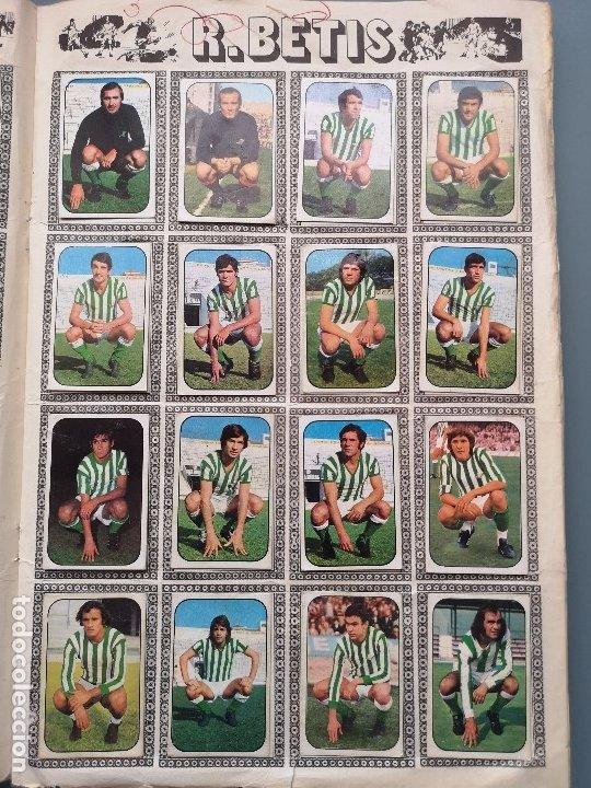 Coleccionismo deportivo: ALBUM FUTBOL EDICS ESTE TEM 1976 1977 76 77 CASI COMPLETO 284 CROMOS SIN FICHAJES PEGADOS VENTANILLA - Foto 12 - 176334225