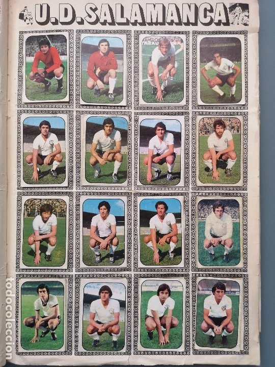 Coleccionismo deportivo: ALBUM FUTBOL EDICS ESTE TEM 1976 1977 76 77 CASI COMPLETO 284 CROMOS SIN FICHAJES PEGADOS VENTANILLA - Foto 20 - 176334225