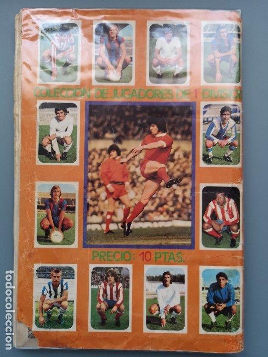 Coleccionismo deportivo: ALBUM FUTBOL EDICS ESTE TEM 1976 1977 76 77 CASI COMPLETO 284 CROMOS SIN FICHAJES PEGADOS VENTANILLA - Foto 25 - 176334225