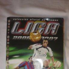 Coleccionismo deportivo: ALBUM LIGA 2006-07 CASI COMPLETO - COLECCIONES ESTE. Lote 176502628
