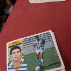 Coleccionismo deportivo: ESTE 92 91 1991 1992 DESPEGADO VALLADOLID DAMIAN. Lote 176587953