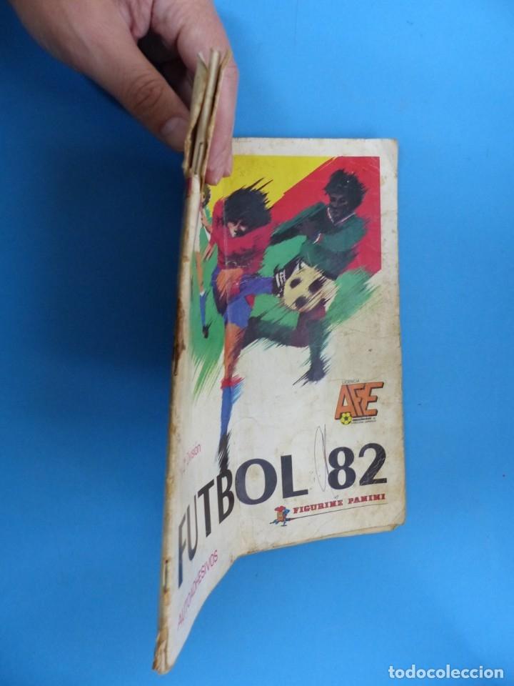 Coleccionismo deportivo: ALBUM CROMOS - FUTBOL 82 - PANINI - VER DESCRIPCION Y FOTOS - Foto 2 - 176633422