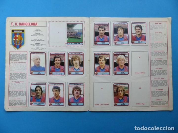 Coleccionismo deportivo: ALBUM CROMOS - FUTBOL 82 - PANINI - VER DESCRIPCION Y FOTOS - Foto 6 - 176633422