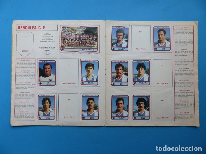 Coleccionismo deportivo: ALBUM CROMOS - FUTBOL 82 - PANINI - VER DESCRIPCION Y FOTOS - Foto 12 - 176633422