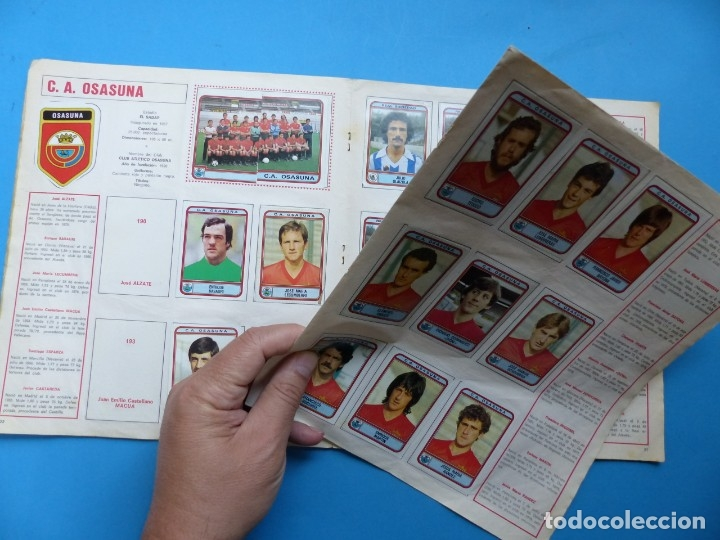 Coleccionismo deportivo: ALBUM CROMOS - FUTBOL 82 - PANINI - VER DESCRIPCION Y FOTOS - Foto 15 - 176633422