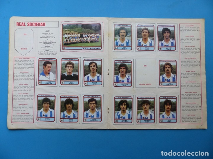 Coleccionismo deportivo: ALBUM CROMOS - FUTBOL 82 - PANINI - VER DESCRIPCION Y FOTOS - Foto 17 - 176633422