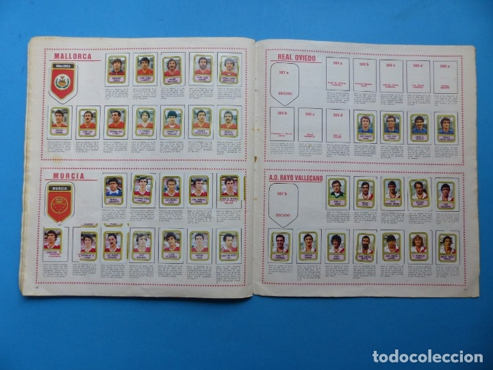 Coleccionismo deportivo: ALBUM CROMOS - FUTBOL 82 - PANINI - VER DESCRIPCION Y FOTOS - Foto 27 - 176633422