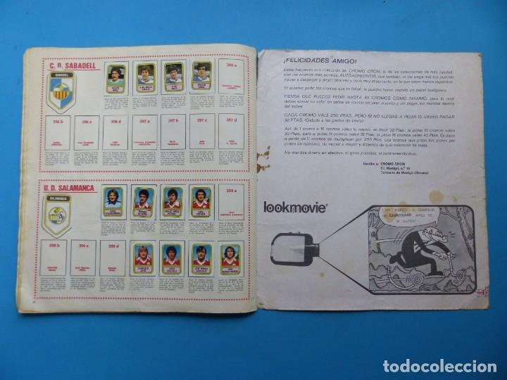 Coleccionismo deportivo: ALBUM CROMOS - FUTBOL 82 - PANINI - VER DESCRIPCION Y FOTOS - Foto 28 - 176633422
