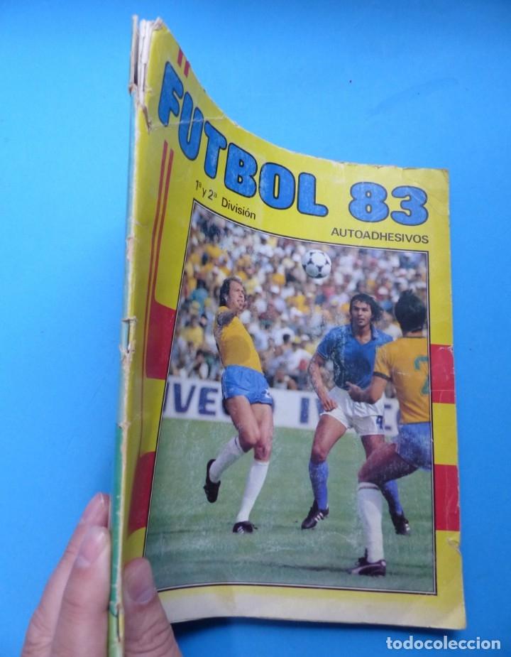 Coleccionismo deportivo: ALBUM CROMOS - FUTBOL 83 - PANINI - VER DESCRIPCION Y FOTOS - Foto 2 - 176639127